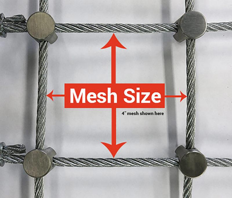 Stainless Steel Netting, Galvanized Wire Rope Netting, Steel nets