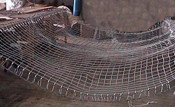 Steel Net Photo
