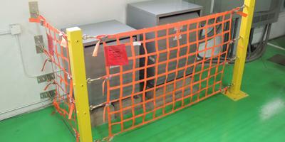 Protective Bollard Nets