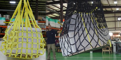 Cargo lifting nets