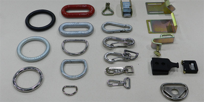 Custom Cargo netting hardware