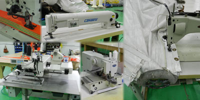 Netting fabrication services