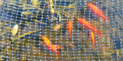 Pond netting