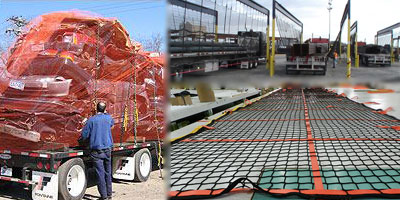 Transportation Safety Netting