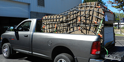 Pickup Truck Covers >> Cargo Nets For Pickup Truck Beds & Trailers from US Netting
