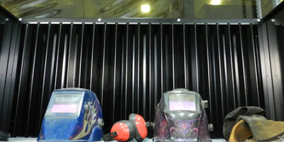 Custom Welding Curtains