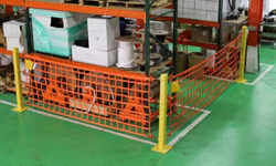 Warehouse Barrier Systems