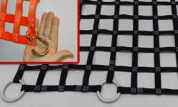 Custom Cargo Net Protection