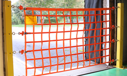 Custom Loading Dock Netting