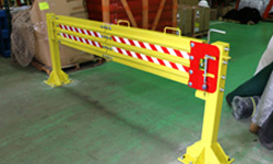 Defender Gate Safety Gate System