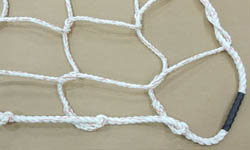 Rope Cargo Net Close Up