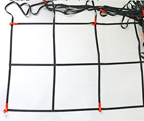 truck cargo net with loops