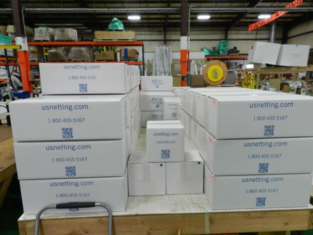 cargo lifting net image