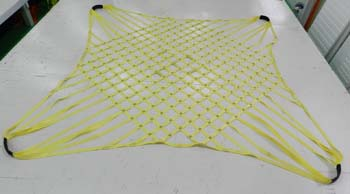 Yellow Lifting Net